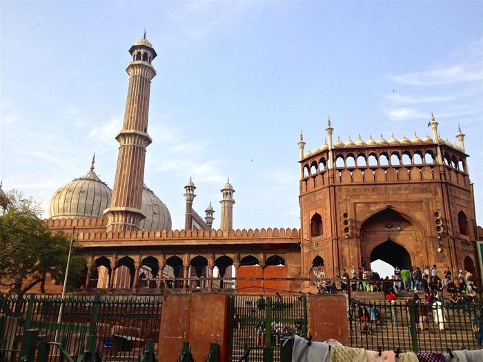 Jama Masjid Old Delhi 2