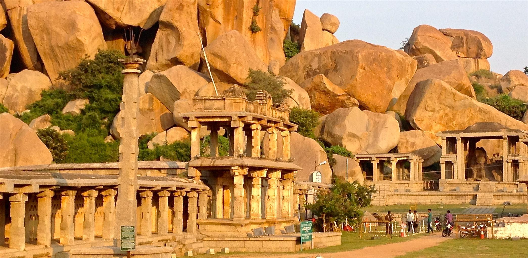 Astonishing Hampi