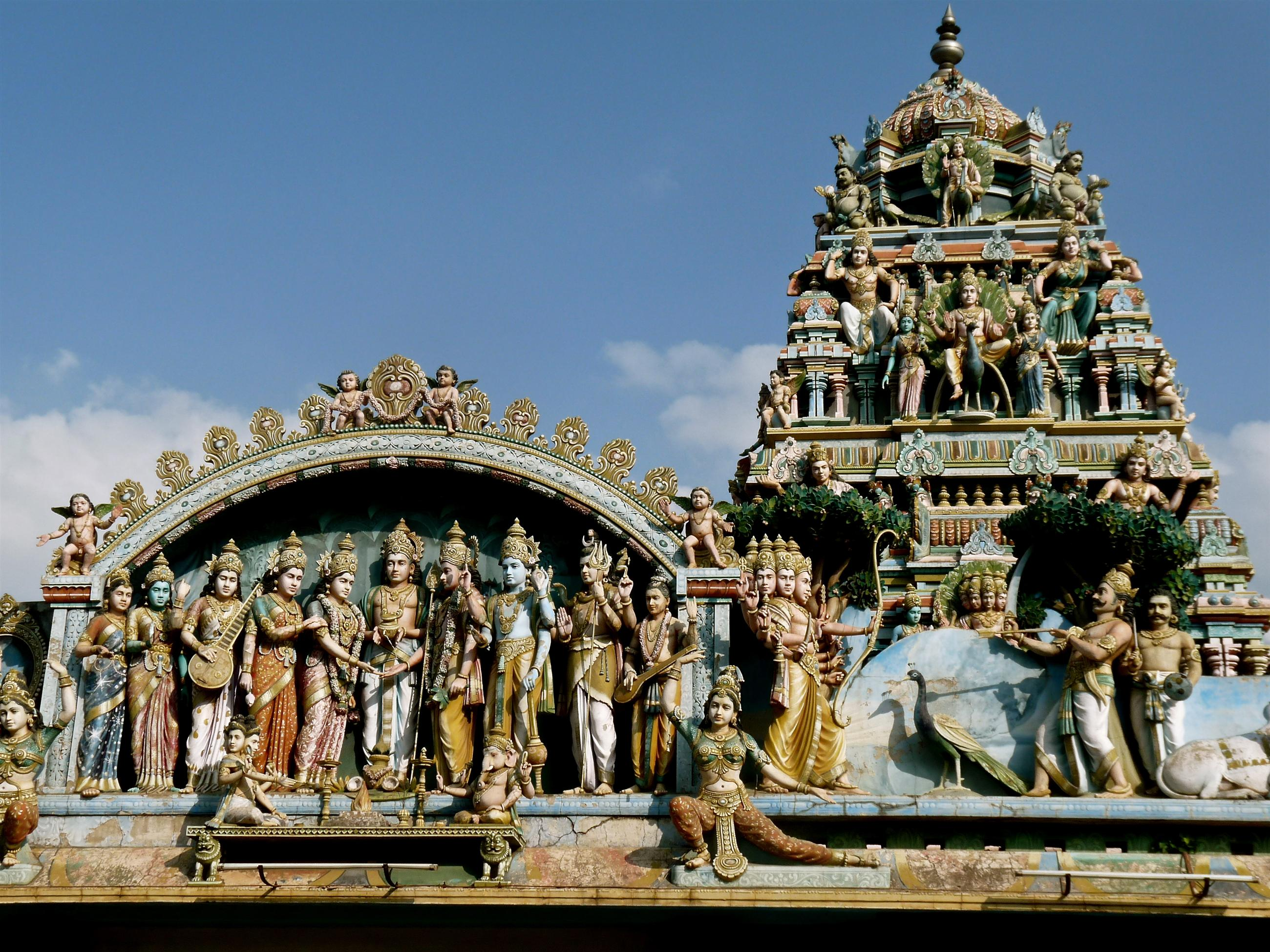 The History of Hinduism