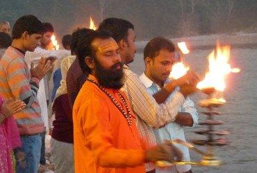 Ganges Aarti
