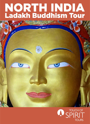 Ladakh Buddhism Tour PDF cover
