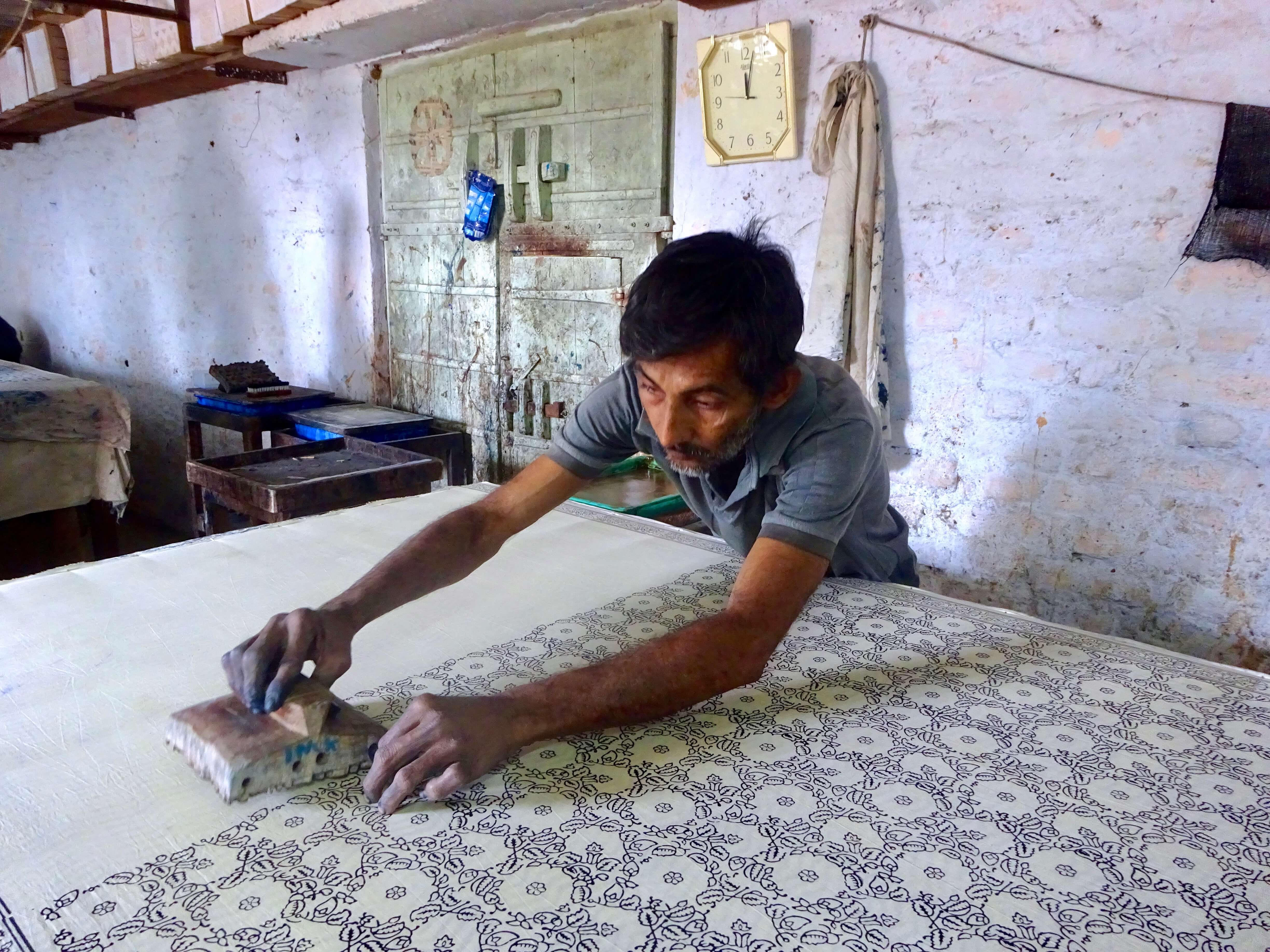Beauty Unwound Textile & Cultural Tour India